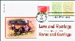 Love Stamp FDC