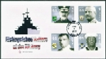 Distinguished Sailors - All 4 Stamps