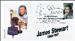 Jimmy Stewart Legends of Hollywood (Cachet #4)